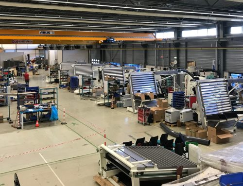 Van Dam moved to new facility in Amsterdam